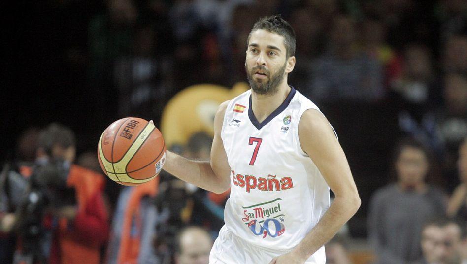 Spaniens Navarro: Wertvollster Spieler des Turniers