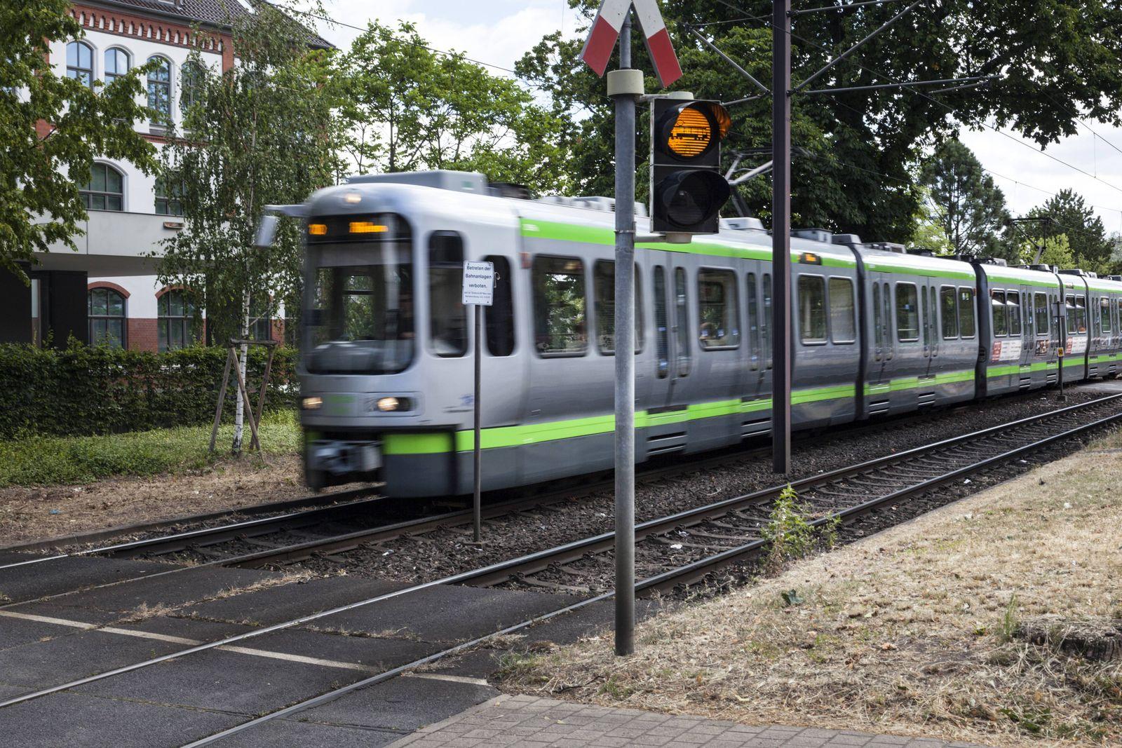 Straßenbahn in Hannover *** Tram in Hannover