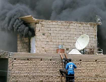 Falludscha: Drittes Bombardement innerhalb einer Woche