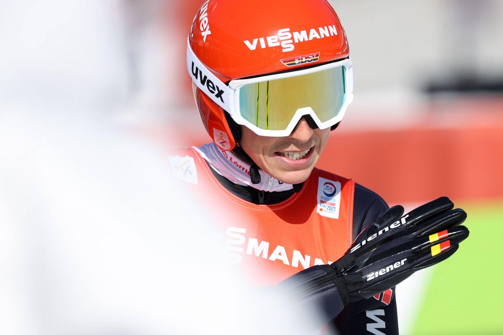 NORDIC SKIING - FIS Nordic World Ski Championships Oberstdorf 2021 OBERSTDORF,GERMANY,26.FEB.21 - NORDIC SKIING, NORDIC
