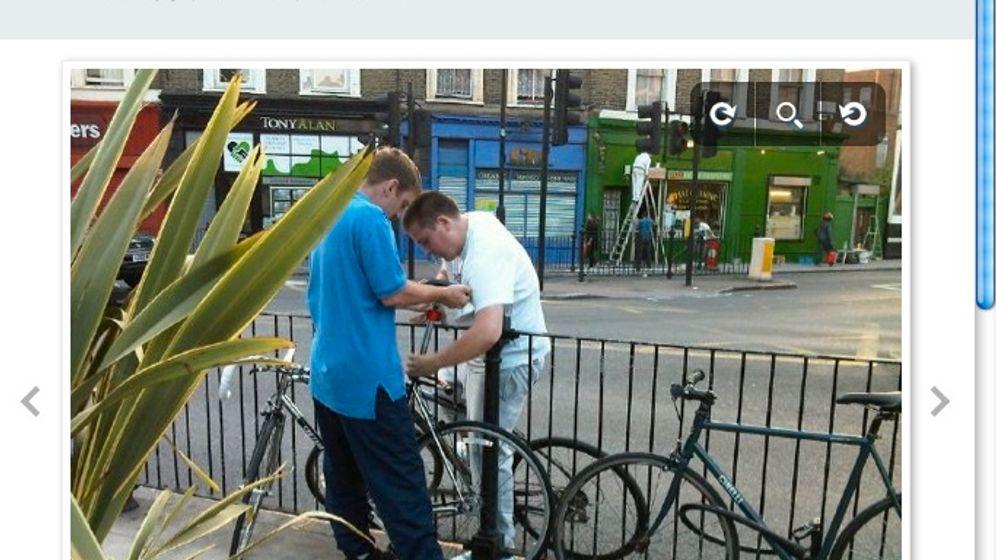Fahndung im Netz: Fahrraddiebe finden mit Twitter & Co.