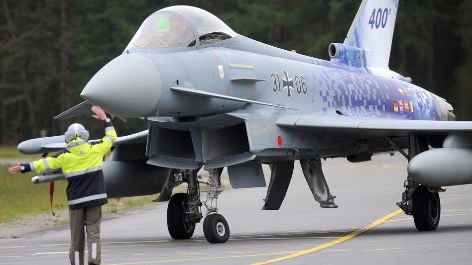"""""""Eurofighter"""": Bundeswehr könnte versprochene Flugzeuge nicht stellen"""