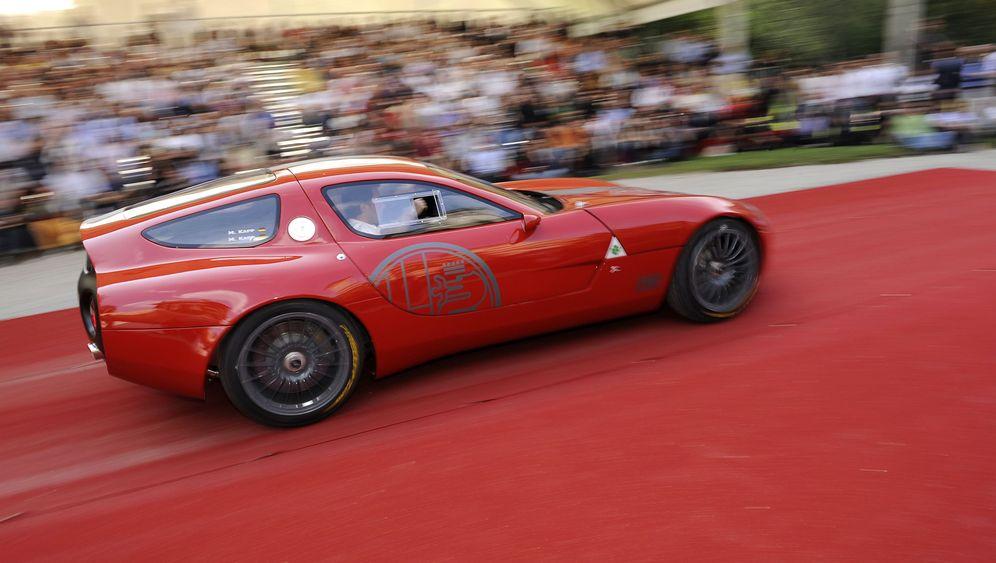 Alfa Romeo Zagato TZ3: Extremer Italo-Amerikaner