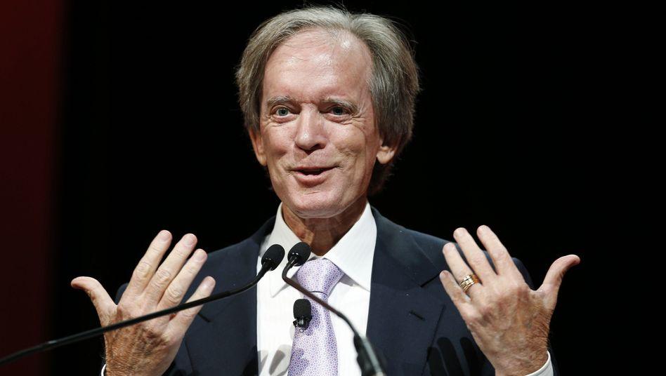 """Bill Gross: """"Überwältigende"""" Erleichterung bei Pimco"""