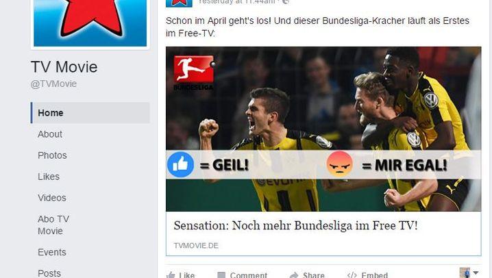 Klickjagd auf Facebook: So buhlen deutsche Online-Medien um Aufmerksamkeit