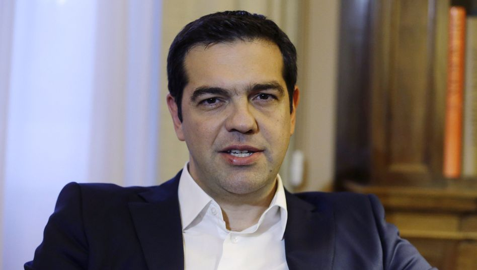 Post für Brüssel: Griechenlands Premier Tsipras und seine Regierung haben rechtzeitig neue Reformvorschläge eingereicht