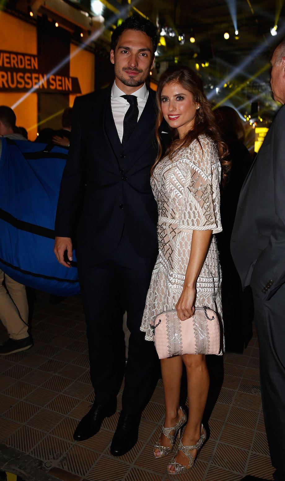 Mats Hummels Und Cathy Fischer Hochzeit In Munchen Der Spiegel