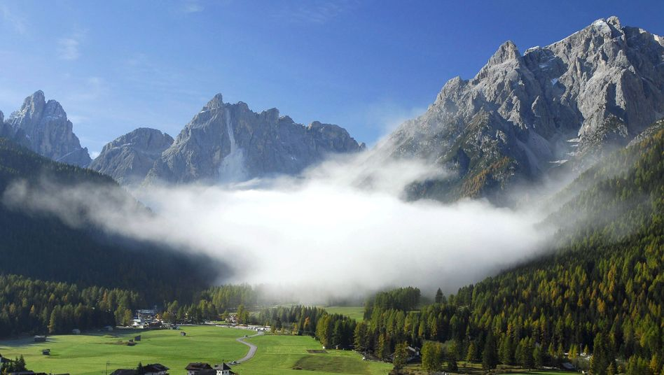 The region of South Tyrol in northern Italy would like autonomy.