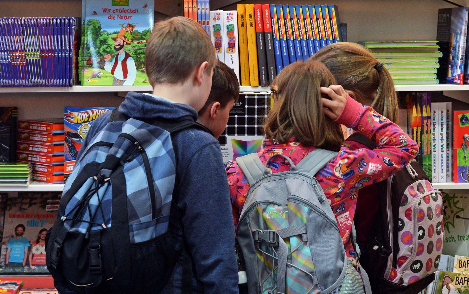 Buchmesse Leipzig - Kinderliteratur