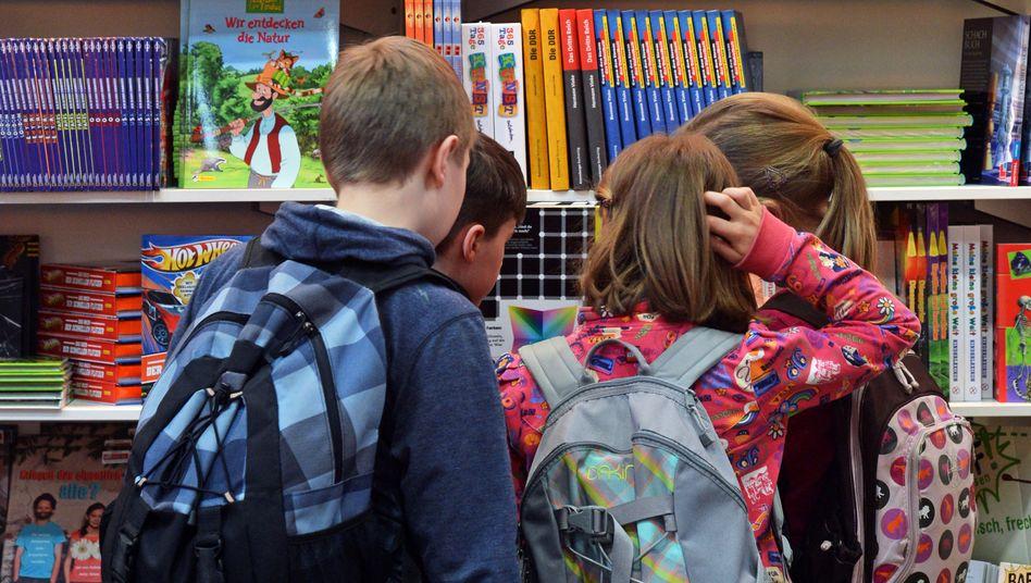 So muss es laufen: Gute Sachbücher locken Kinder ganz automatisch an