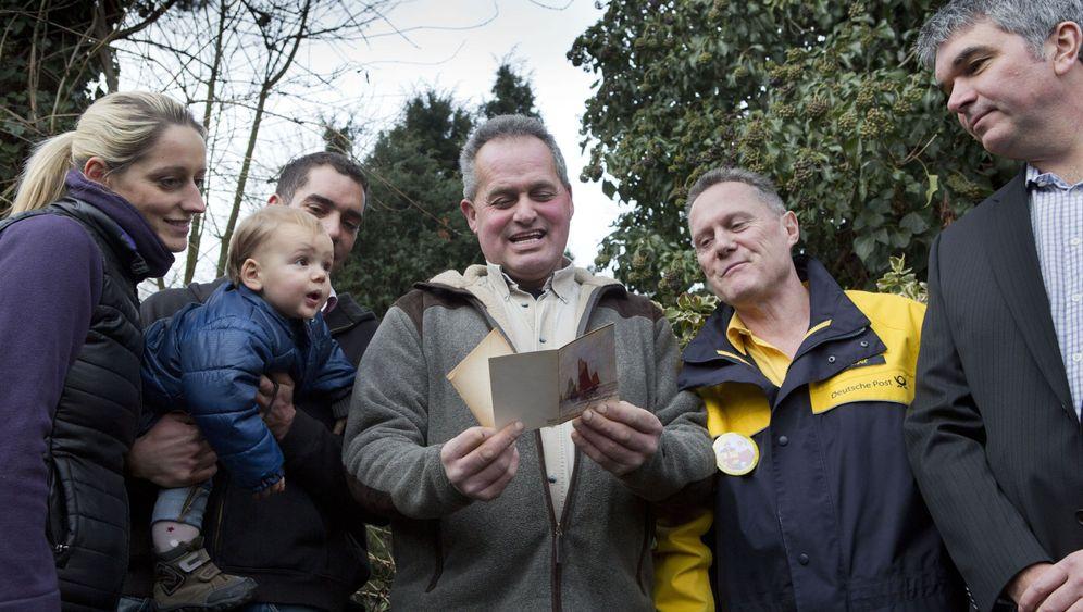 Verspätete Feldpost: Weihnachtsgrüße nach 71 Jahren