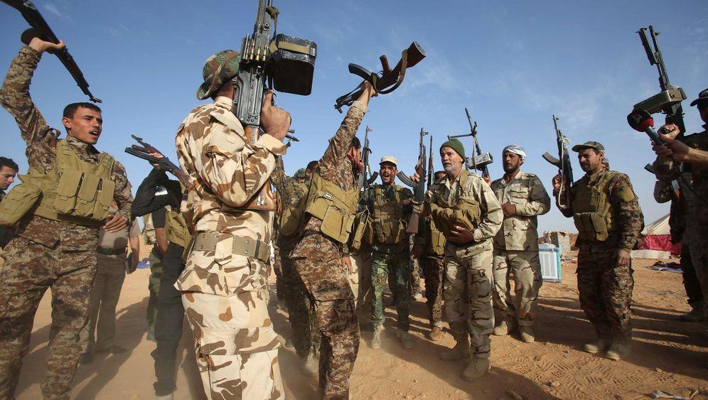 Irak: Dauerschlacht um Ramadi