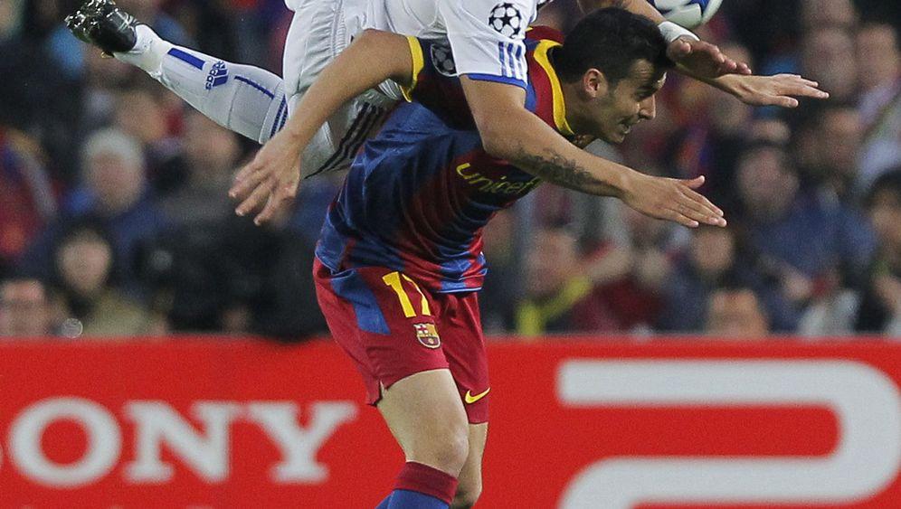 Barça vs. Real: Messi glänzt, Real trauert