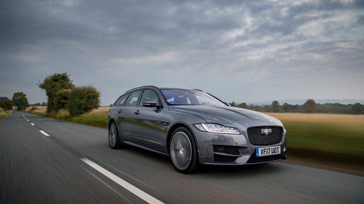 Jaguar XF Sportbrake: Entscheidend ist, was hinten reinpasst