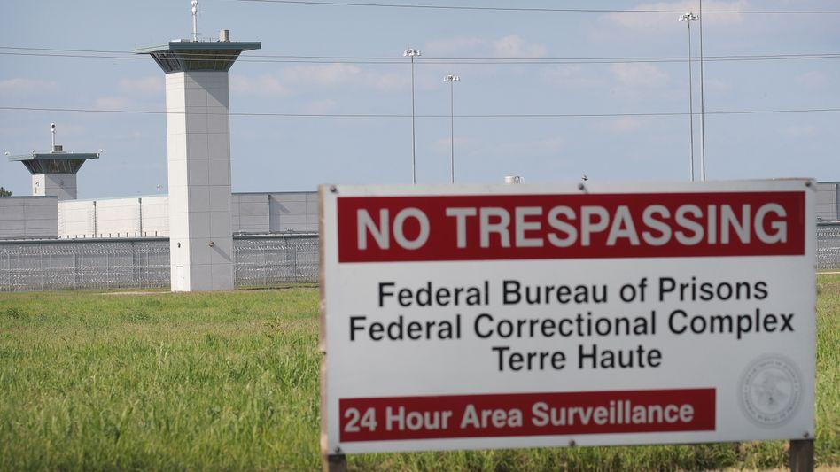 Gefängnis in Terre Haute (Indiana): 2020 fand hier die erste Hinrichtung auf Bundesebene seit vielen Jahren statt