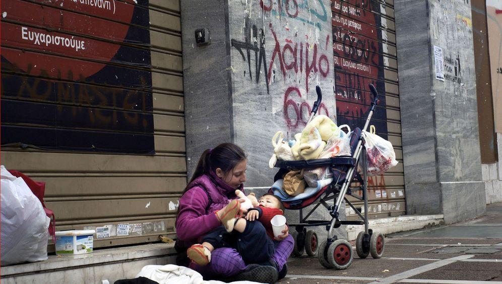 Griechische Gesundheitspolitik: Verheerende Folgen des Sparkurses
