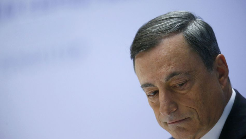 EZB-Chef Draghi: Es wird einsamer