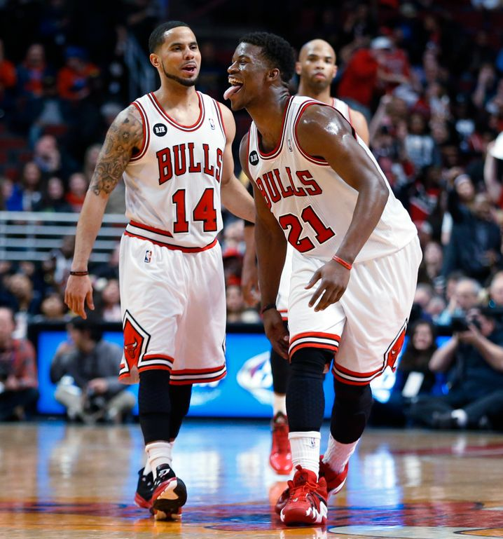 Butlers NBA-Karriere beginnt in Chicago