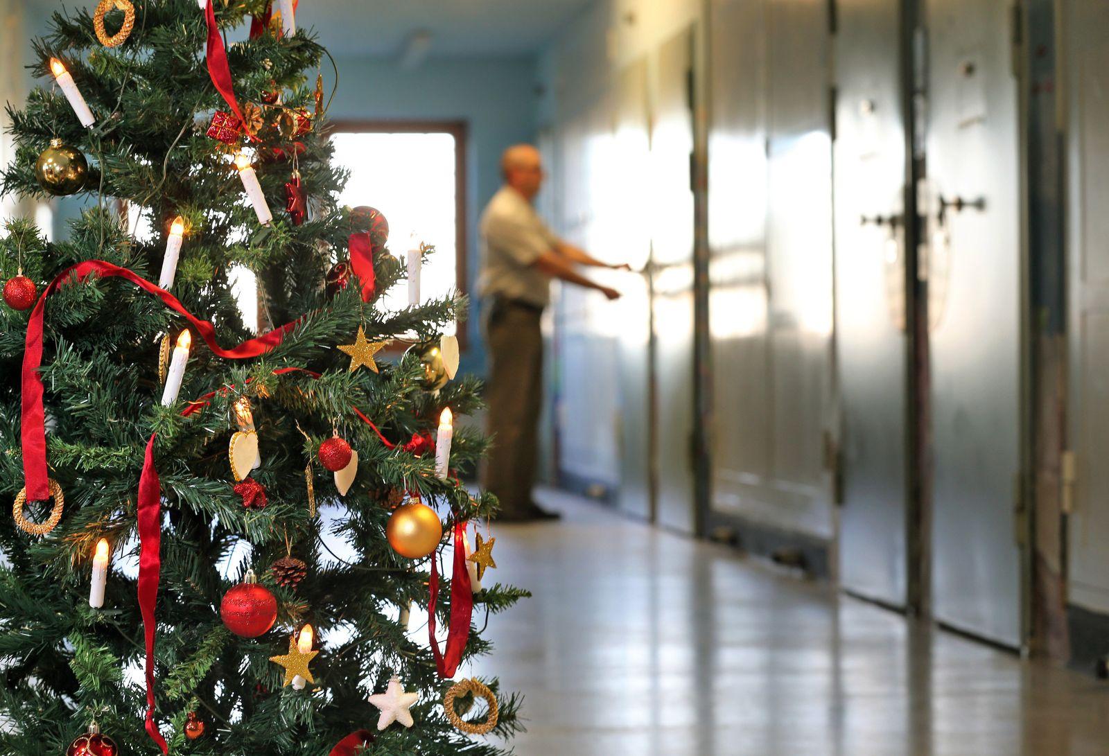 Weihnachten / Gefängnis