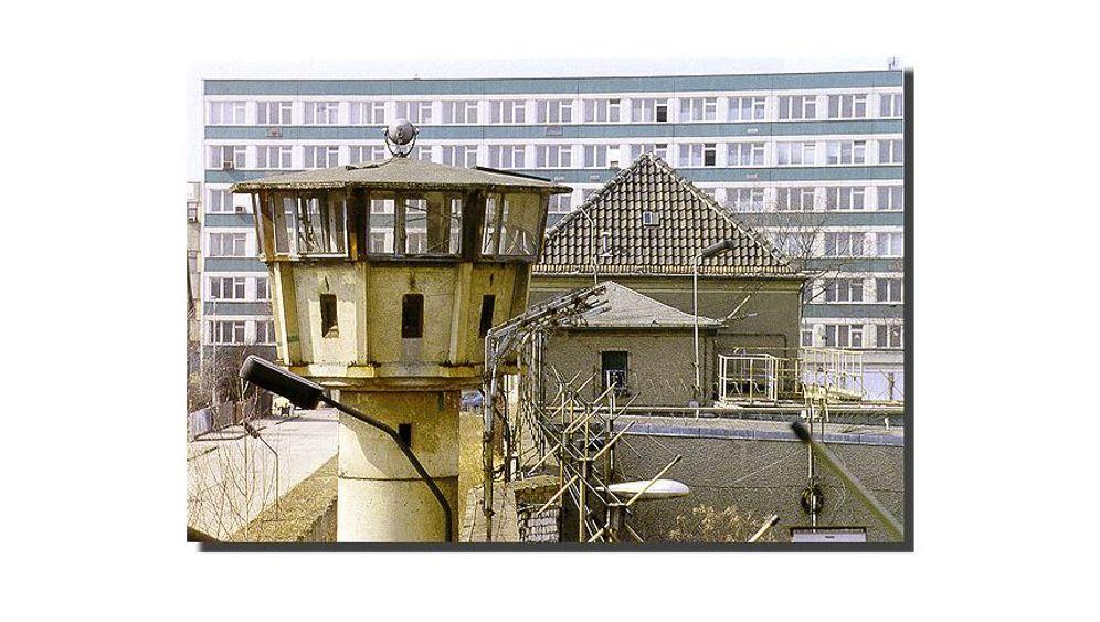 Stasi-Geheimknast: Härte bis zum Untergang