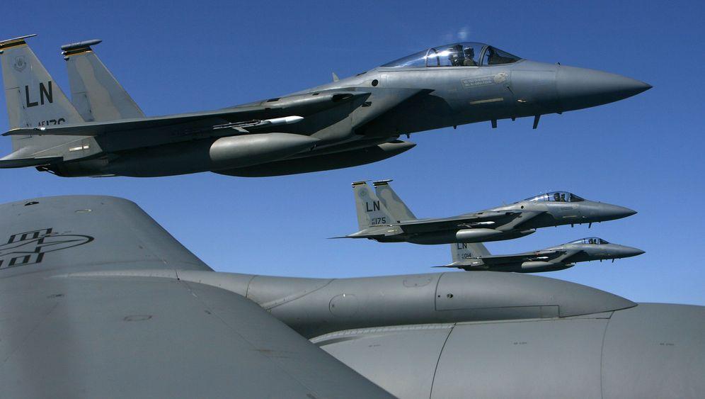 Waffenexporte: Aufrüstung made in America