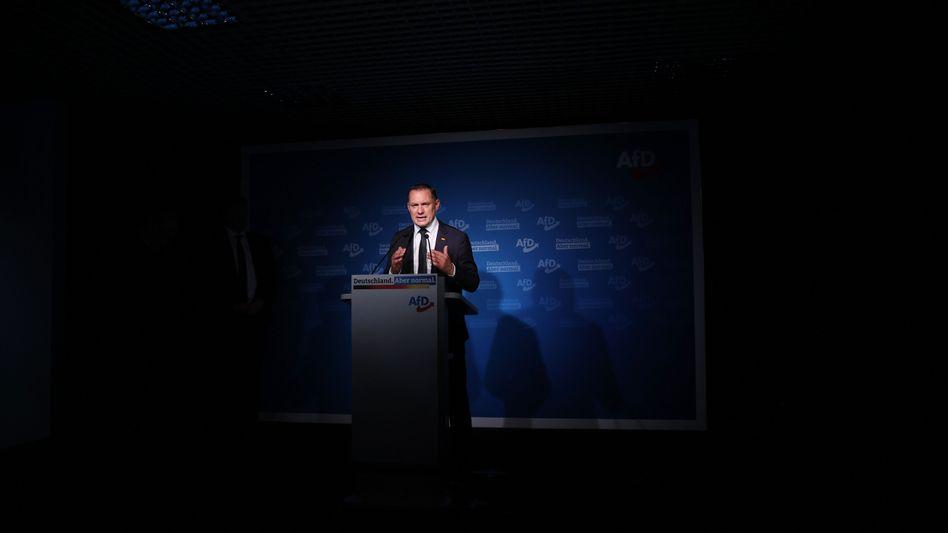 AfD-Spitzenkandidat Chrupalla