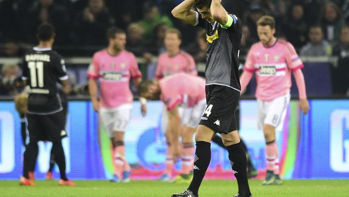 Champions League: Buffon rettet Juventus das Remis