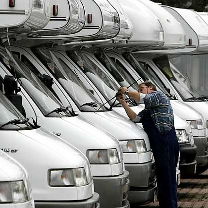 Eigene Steuerklasse: Wohnmobile werden zukünftig nach Schadstoffklasse und Gewicht besteuert