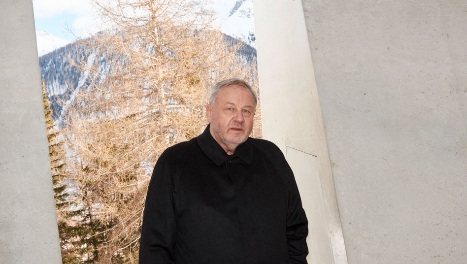 Früher ließen sich Reiche gern in gediegener Atmosphäre die neuesten Ideen von HannoBerger präsentieren, heute verschanzt er sich in der Schweiz