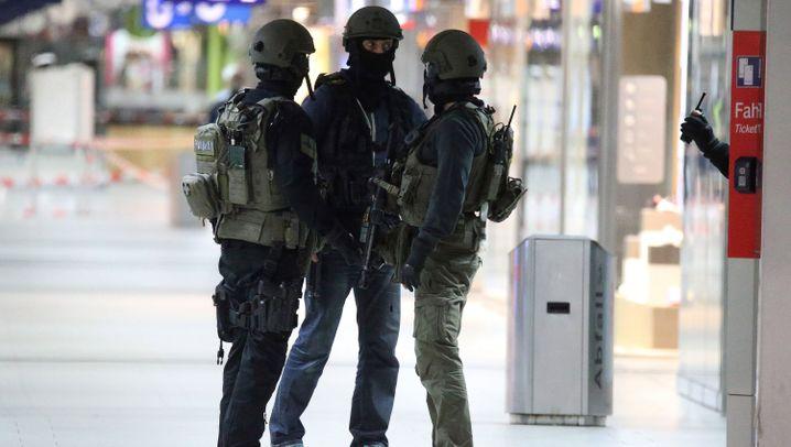 Düsseldorf: Axt-Attacke am Hauptbahnhof