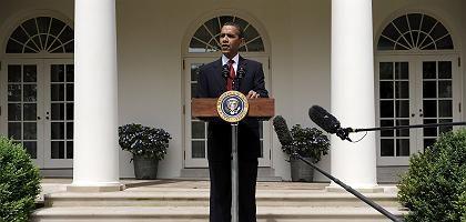 US-Präsident Obama: Diplomatische Bemühungen verdoppeln