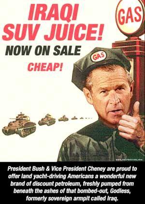 Industrieinteressen, Rache und Öl: Die unterstellten Motive hinter dem Irak-Krieg