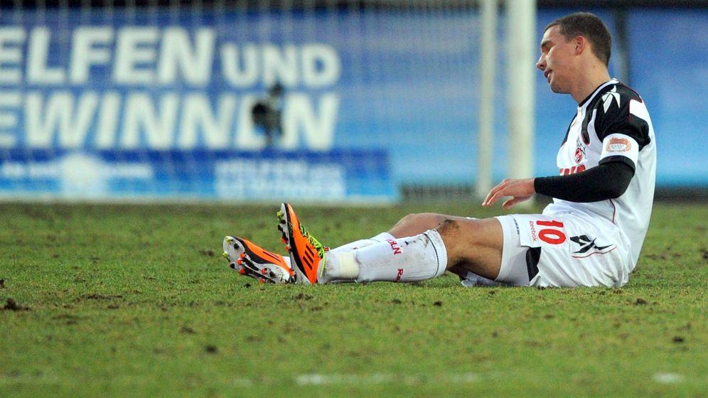 Lukas Podolski: Der degradierter Publikumsliebling