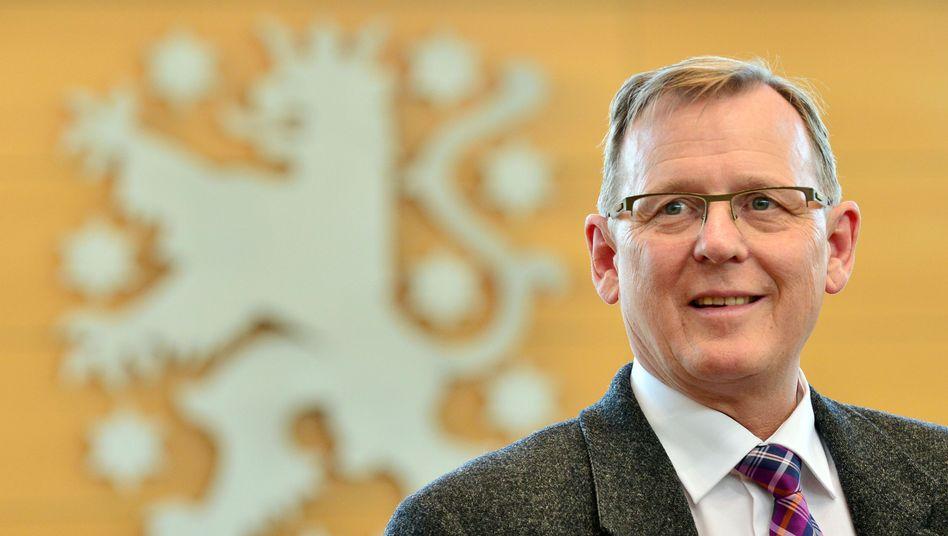 Linker Ministerpräsident Ramelow: Bat selbst um Aufhebung seiner Immunität