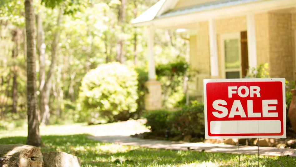 Zu verkaufen: Mitten in der Coronakrise interessieren sich plötzlich Leute für den Immobilienkauf, die es vorher nicht getan haben