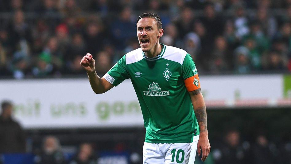 Max Kruse erzielte vergangene Saison 26 Scorerpunkte in 36 Pflichtspieleinsätzen für Werder Bremen