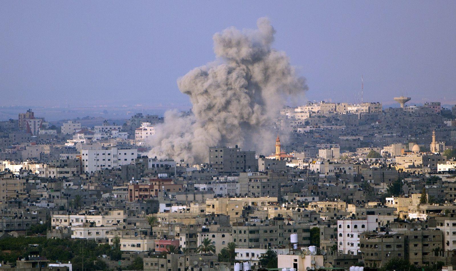 Gaza/ Trümmer