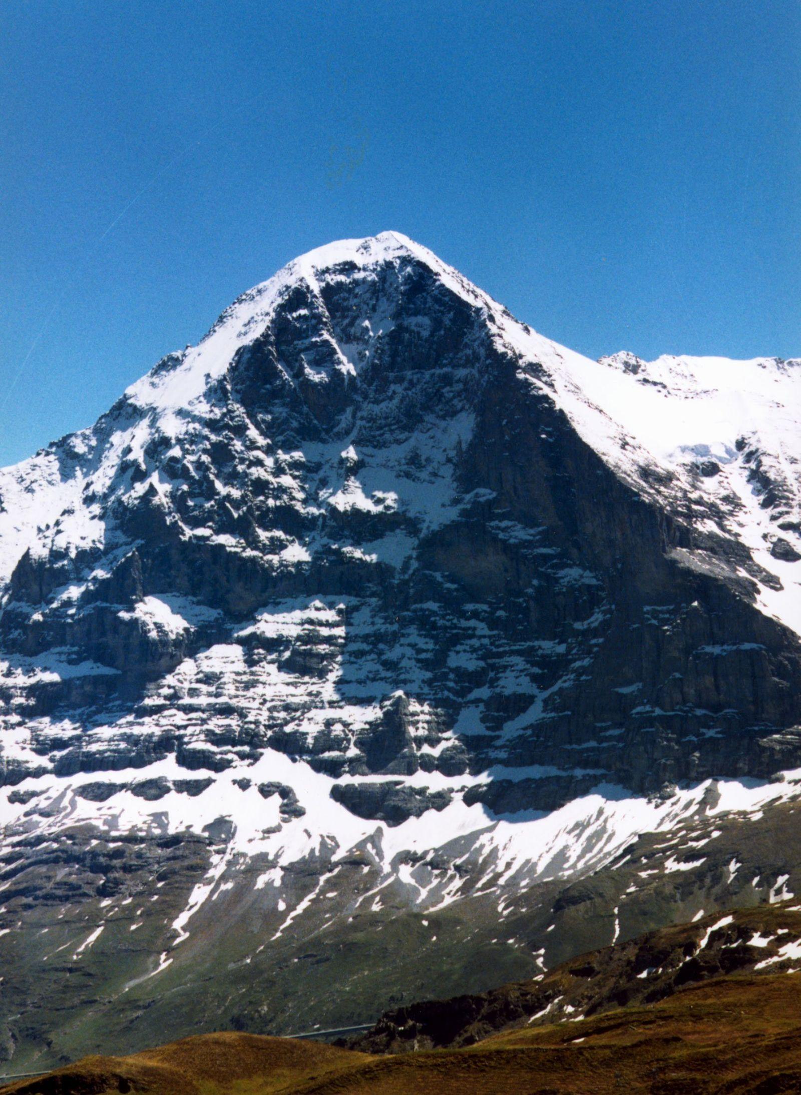 Berg / Eiger-Nordwand