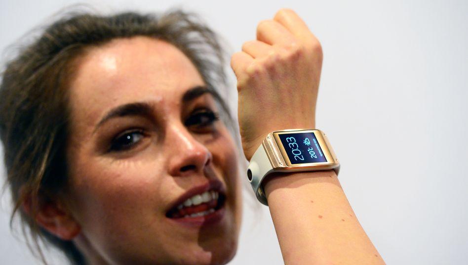 Spicken mit der Smartwatch?