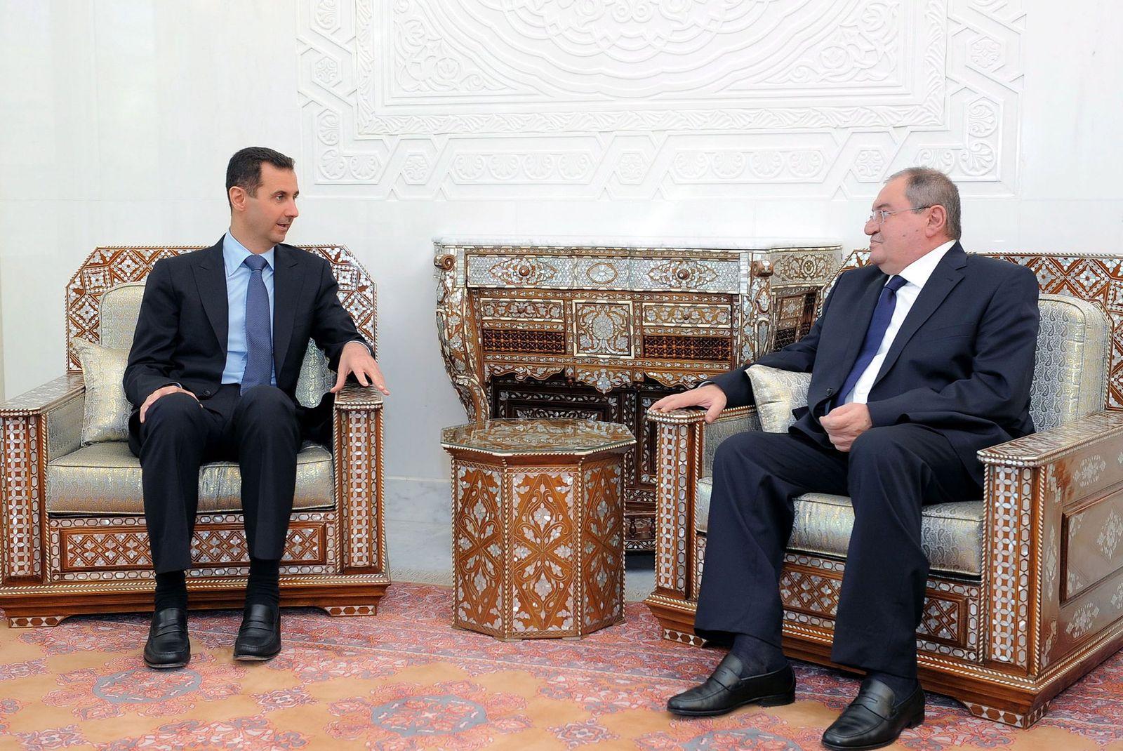 Syrien Assad