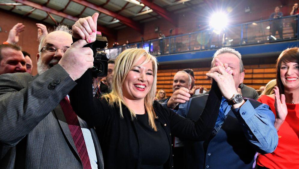 Nordirland-Wahl: Sinn Fein räumt ab