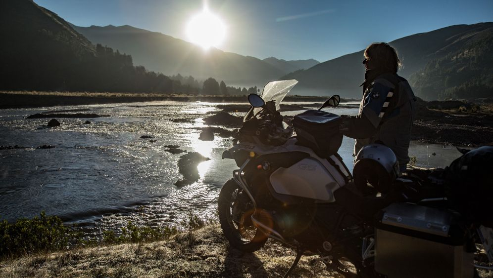Per Motorrad durch Peru: Schleichwege in den Anden