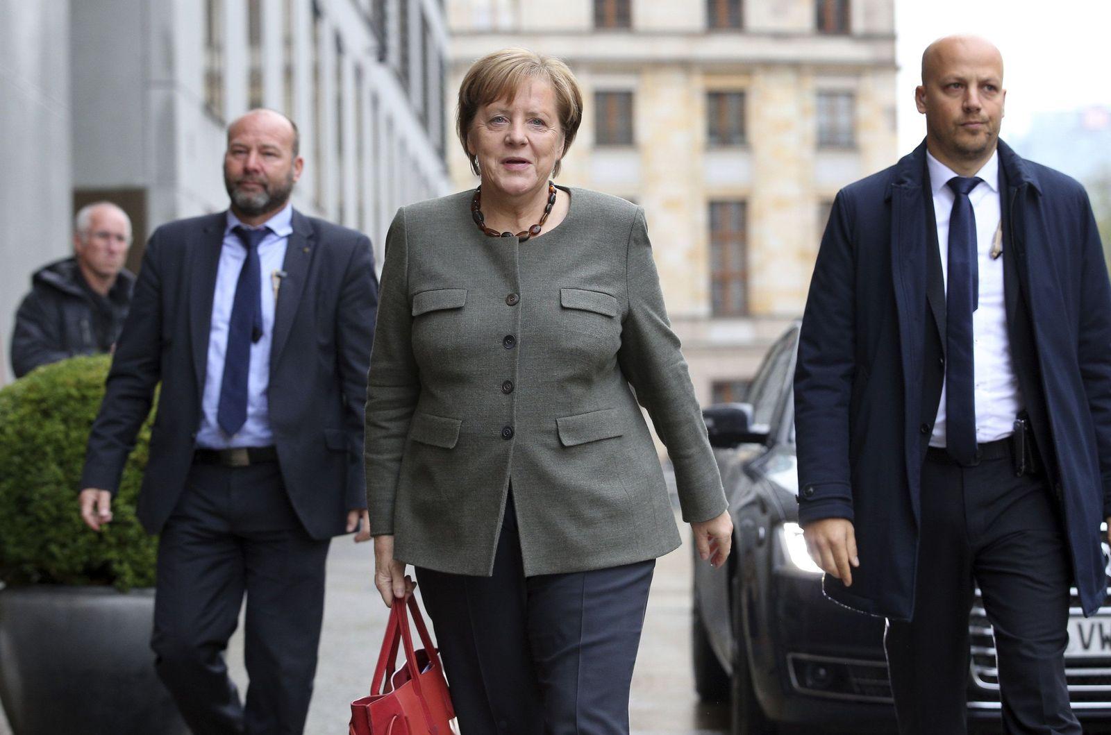 Merkel/ 2. November 2017