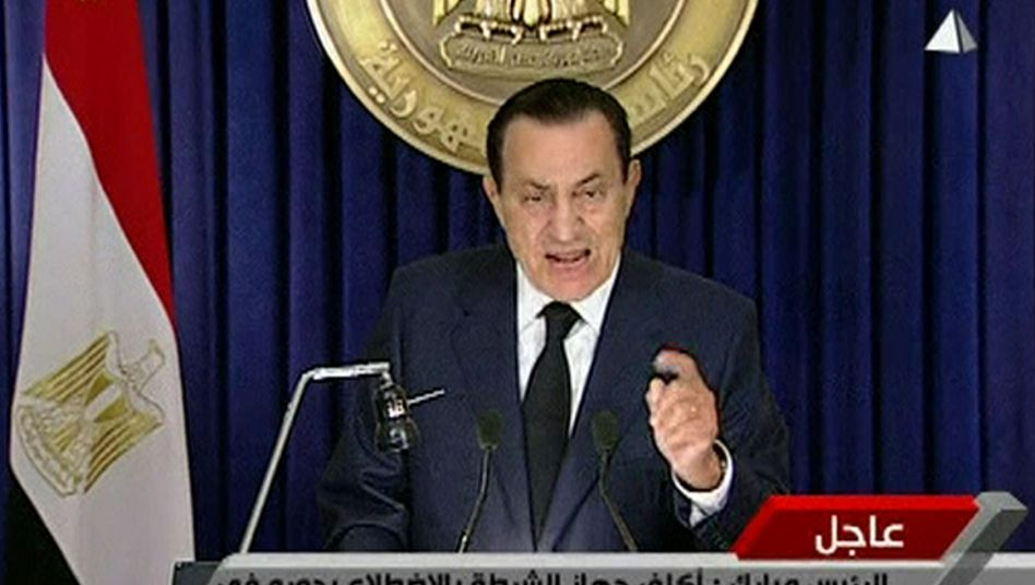 Protokoll eines Protesttages: So demonstrierten Millionen gegen Mubarak