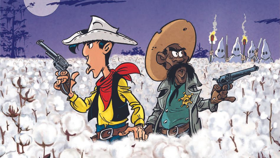 Revolverhelden gegen Rassismus: Lucky Luke und Bass Reeves