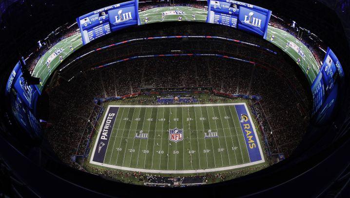53. Super Bowl: Abwehrschlacht in Atlanta