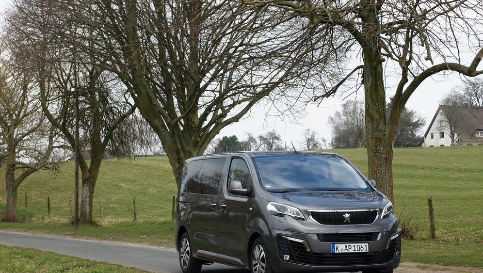 Peugeot Traveller: Die französische Alternative zum VW-Bus