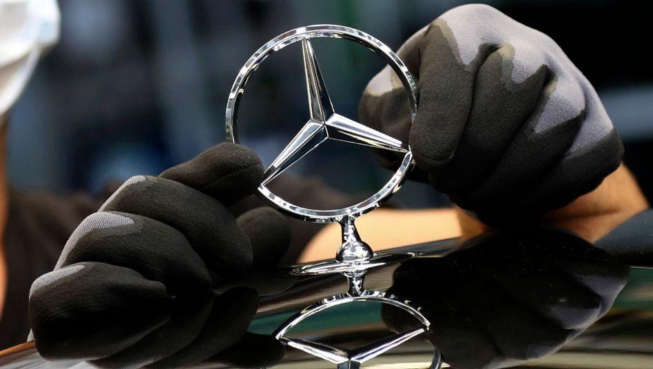 Sauber, oder doch nicht? Daimler muss sich im Dieselskandal weiter gegen den Vorwurf der Motormanipulation verteidigen