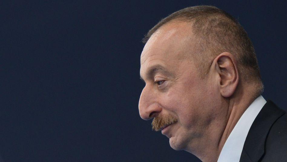 Autokrat Alijew