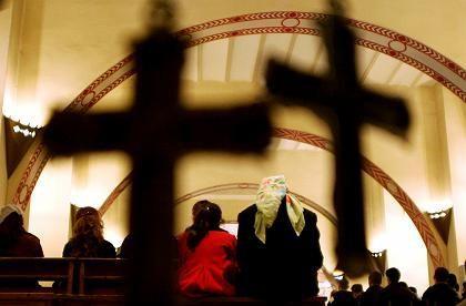 Turkey's Christians are a tiny minority.